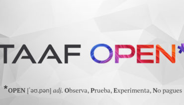 taaf open promo
